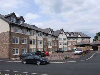 2 Bedrooms Flat for rent in Willow Place, Carlisle, CA1 3GQ