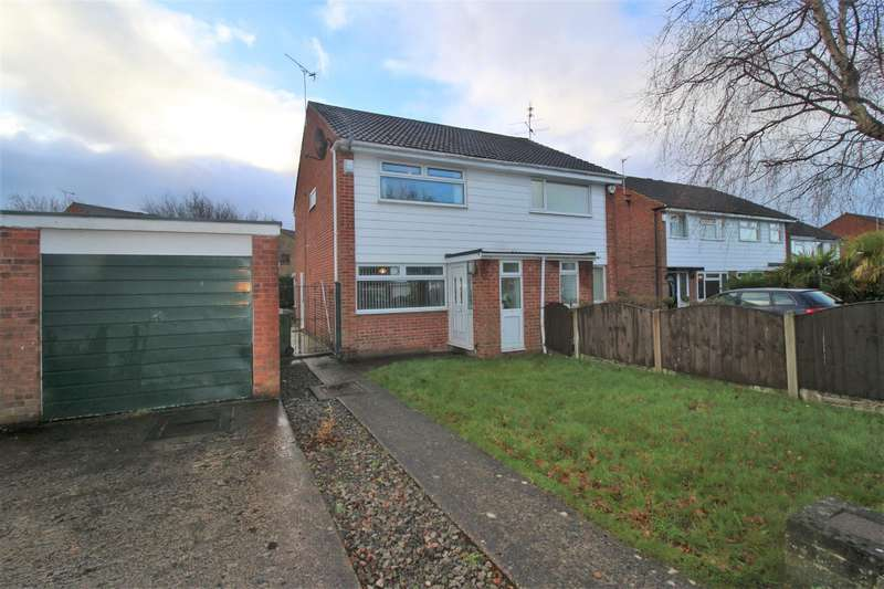 2 Bedrooms Semi Detached House for sale in Farndon Drive, Newton, Wirral, CH48 9YA
