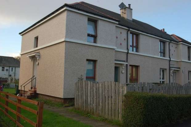 2 Bedrooms Flat for rent in Arisaig Drive, Mosspark, G52