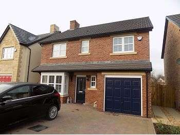 4 Bedrooms Detached House for rent in Hadrian Way, Houghton, Carlisle, Cumbria, CA3 OLU