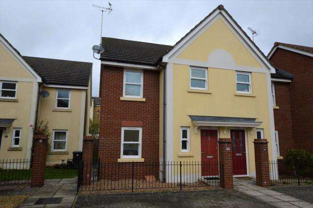 3 Bedrooms Semi Detached House for sale in Lyte Hill Lane, The Willows, Torquay, Devon