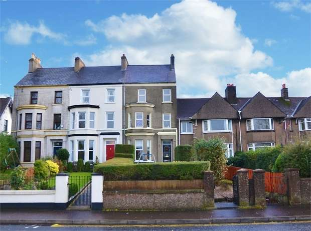 4 Bedrooms Terraced House for sale in Millburn Road, Coleraine, County Londonderry