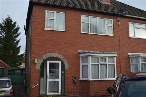 3 Bedrooms Semi Detached House for rent in Pinfold Lane, Wolverhampton