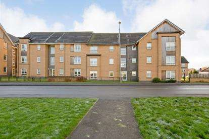 2 Bedrooms Flat for sale in Roxburgh Court, Motherwell