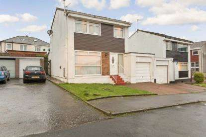3 Bedrooms Detached House for sale in Aboyne Drive, Paisley