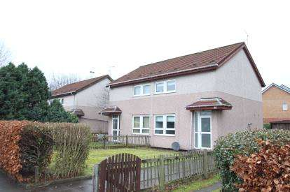 2 Bedrooms Semi Detached House for sale in Craigton Road, Glasgow
