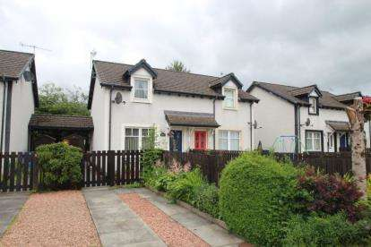 2 Bedrooms Semi Detached House for sale in Glengyle Place, Callander