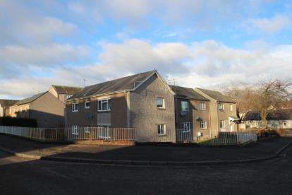 2 Bedrooms Flat for sale in St. Valery Drive, Stirling