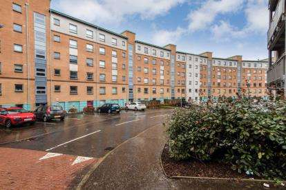 2 Bedrooms Flat for sale in Murano Crescent, Queens Cross