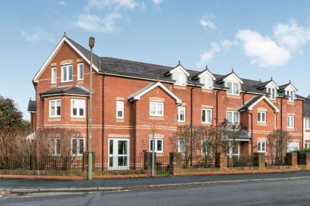 2 Bedrooms Retirement Property for sale in Ackender Road, Alton, Hampshire