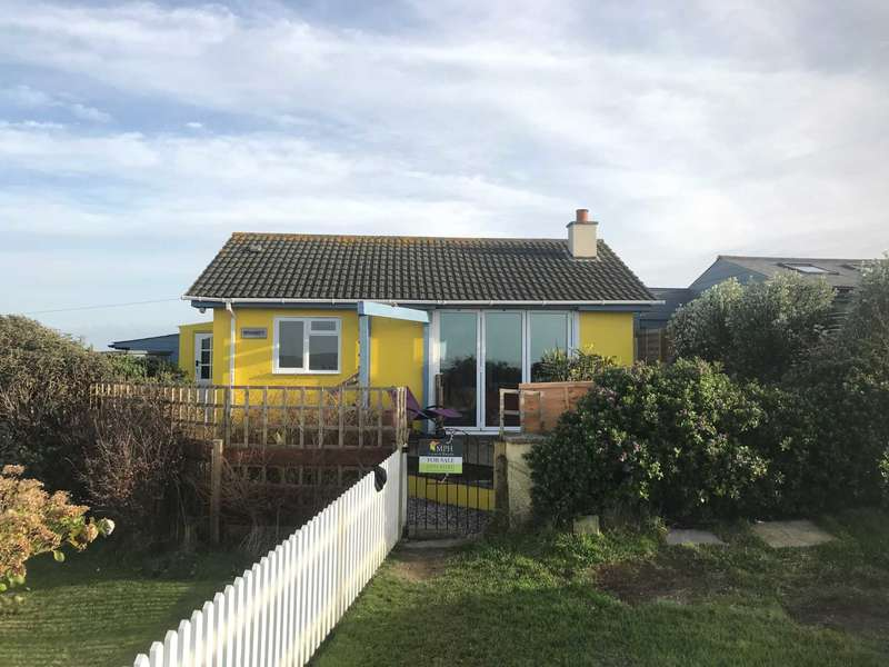 2 Bedrooms Detached Bungalow for sale in Freathy