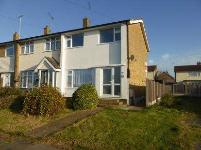 3 Bedrooms Semi Detached House for sale in Benfleet, Essex, United Kingdom