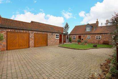 4 Bedrooms Bungalow for sale in Harwell, Doncaster, Nottinghamshire