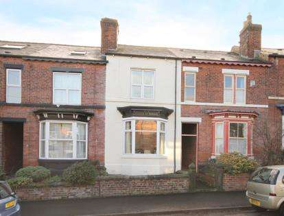 3 Bedrooms Terraced House for sale in Burcot Road, Sheffield, South Yorkshire