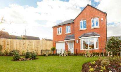 4 Bedrooms Detached House for sale in Bowbrook, Worcester Road, Hartlebury