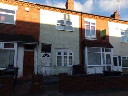 3 Bedrooms Terraced House for sale in Milner Road, Selly Park, Birmingham, West Midlands