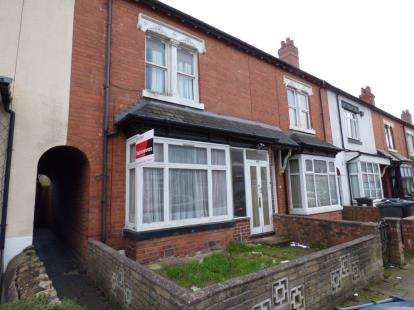 3 Bedrooms Terraced House for sale in Alexander Road, Acocks Green, Birmingham, West Midlands
