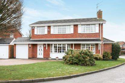 5 Bedrooms Detached House for sale in Oaklands, Curdworth, Sutton Coldfield, West Midlands