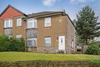 3 Bedrooms Flat for sale in Chirnside Road, HILLINGTON, Glasgow