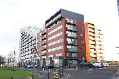 3 Bedrooms Flat for sale in Glasgow Harbour Terraces, Glasgow Harbour, Glasgow