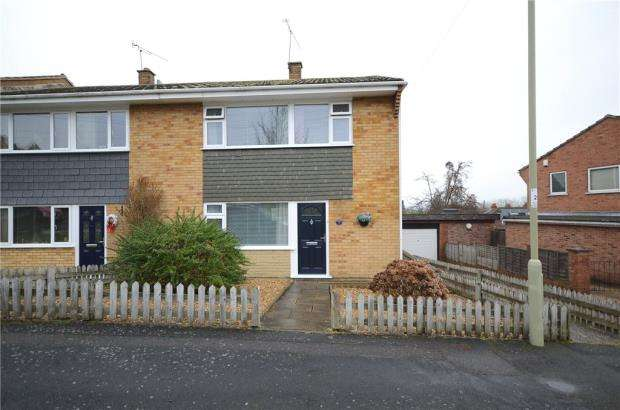 3 Bedrooms End Of Terrace House for sale in Clarence Close, Aldershot, Hampshire
