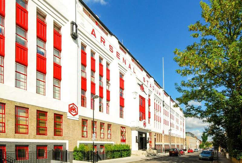 2 Bedrooms Maisonette Flat for rent in Eaststand Apartments, Highbury and Islington, N5
