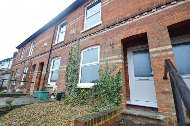 2 Bedrooms Terraced House for sale in Baltic Road, Tonbridge, TN9