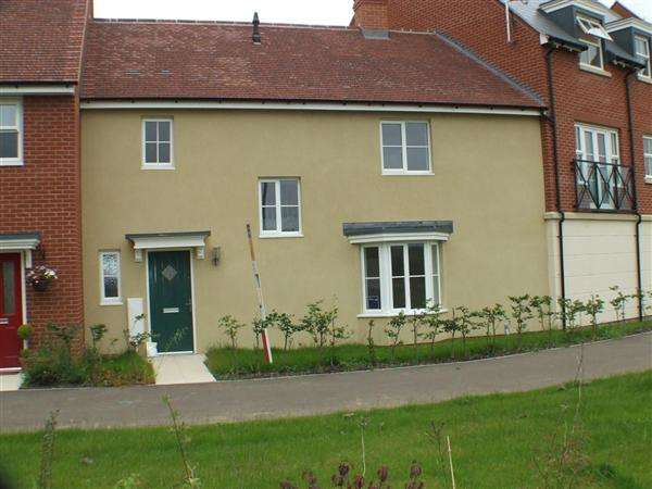3 Bedrooms House for rent in Thomas Benold Walk, Colchester