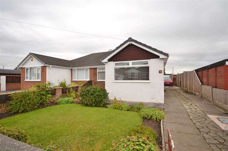 2 Bedrooms Semi Detached Bungalow for sale in Claytongate, Coppull, Chorley