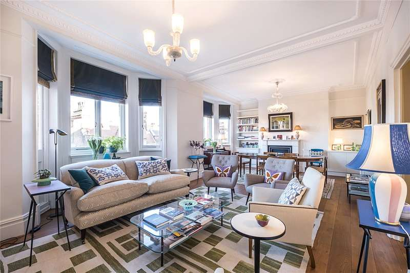 2 Bedrooms Flat for sale in Culford Mansions, Culford Gardens, London, SW3