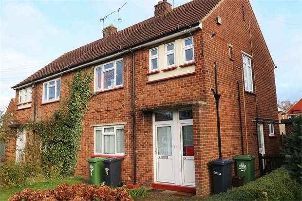 1 Bedroom Flat for sale in Ditchfield Road, Hoddesdon, Hertfordshire