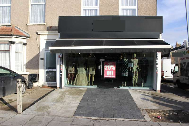 Commercial Property for rent in Ilford, IG1 2RP