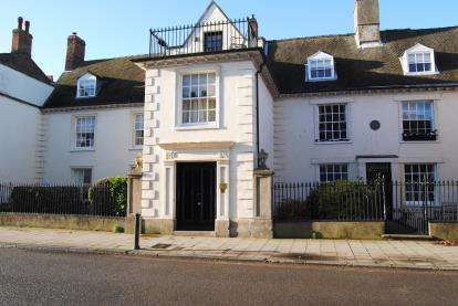 1 Bedroom Flat for sale in King Street, Kings Lynn, Norfolk