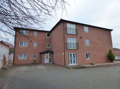 1 Bedroom Flat for sale in Empress Court, 95 Empress Road, Derby, Derbyshire