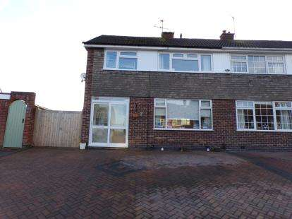 3 Bedrooms Semi Detached House for sale in Fieldcourt Road, Groby, Leicester, Leicestershire