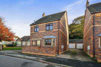 3 Bedrooms Detached House for sale in Balfour Street, Kirkby-In-Ashfield, Nottinghamshire