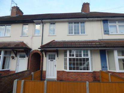 3 Bedrooms Semi Detached House for sale in Park Road, Wigston, Leicester, Leicestershire