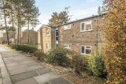 2 Bedrooms Flat for sale in Grace Way, Stevenage, Hertfordshire, England