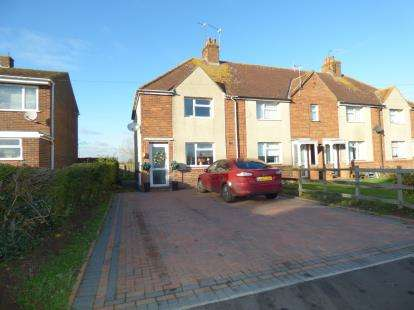 2 Bedrooms End Of Terrace House for sale in Grays Lane, Paulerspury, Towcester, Northants