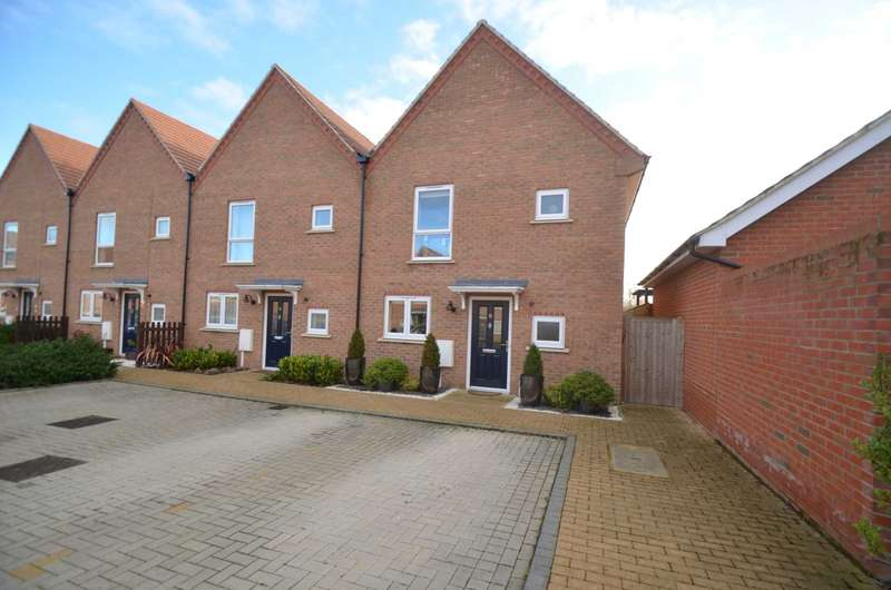 3 Bedrooms End Of Terrace House for sale in Middleton