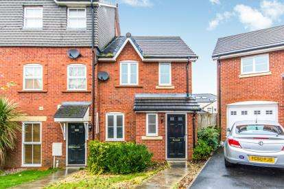 3 Bedrooms End Of Terrace House for sale in New Bridge Gardens, Bury, Greater Manchester, BL9