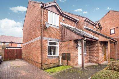 2 Bedrooms Semi Detached House for sale in Mackay Croft, Chorley, Lancashire, PR6