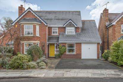 4 Bedrooms Detached House for sale in The Evergreens, Formby, Liverpool, Merseyside, L37