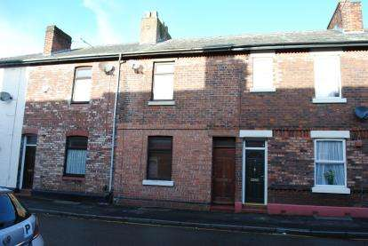 2 Bedrooms Terraced House for sale in White Street, Warrington, Cheshire, WA1