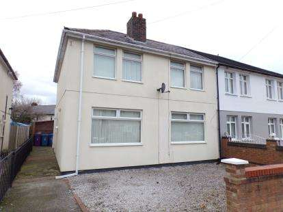 4 Bedrooms Semi Detached House for sale in Kinross Road, Fazakerley, Liverpool, Merseyside, L10