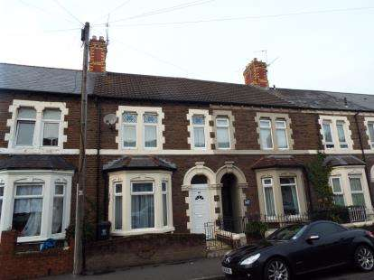 4 Bedrooms House for sale in Habershon Street, Cardiff, Caerdydd, Splott