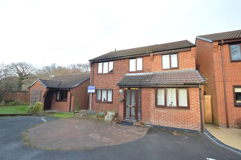 4 Bedrooms Detached House for rent in Caernarvon Gardens, Chandler's Ford