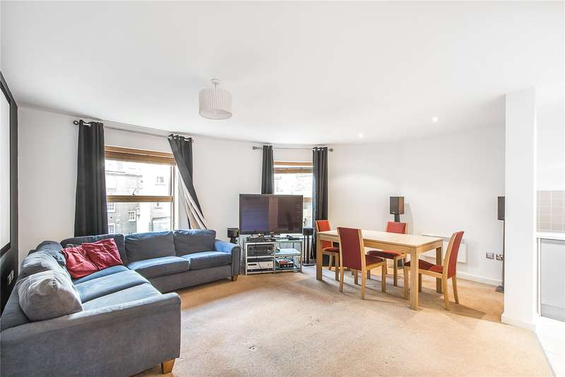 2 Bedrooms Flat for sale in Exchange House, Chapter Street, London, SW1P
