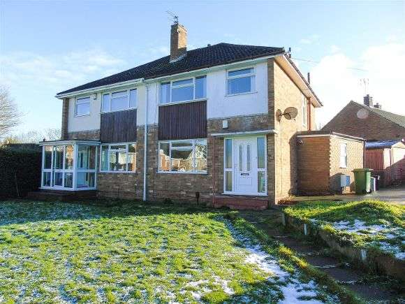3 Bedrooms Semi Detached House for sale in Wynchcombe Avenue, Wolverhampton