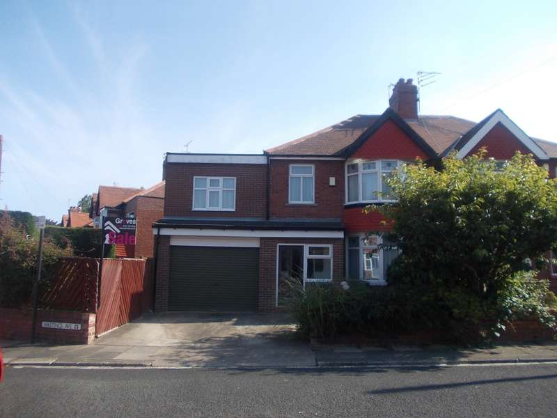 4 Bedrooms House for sale in Hastings Avenue, Benton, Newcastle Upon Tyne